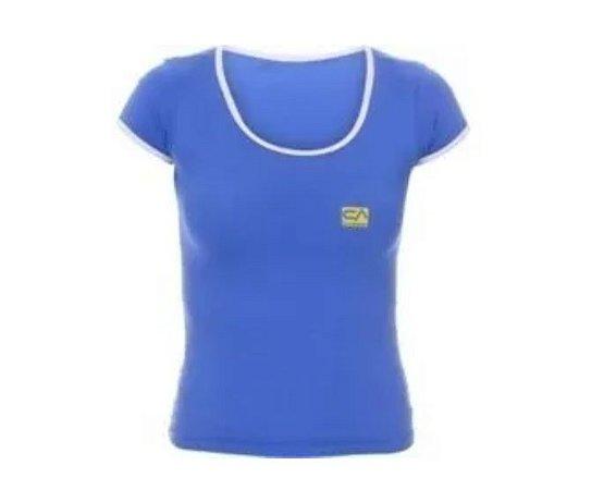 Camiseta World Cup Azul (COM AVARIA)