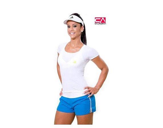 Camiseta World Cup Branca (COM AVARIA)