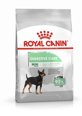 Ração para Cães Royal Canin Mini Digestive Care 2,5kg