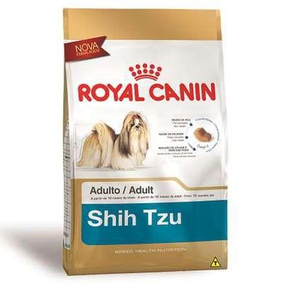 Ração Royal Canin Cães Adultos Shih Tzu 7,5kg