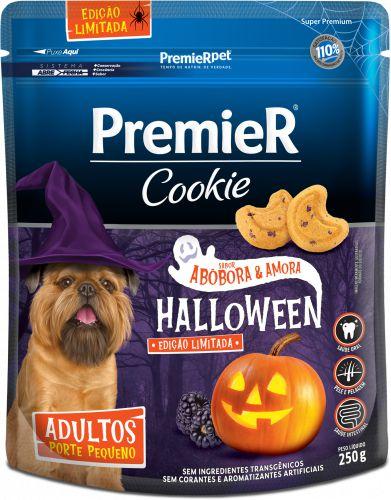 Biscoito para Cães Adultos Premier Cookie Halloween 250g