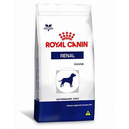 Ração Royal Canin Renal para Cães 2kg - Frango
