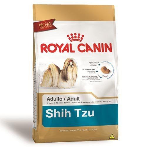 Ração Royal Canin Cães Adultos Shih Tzu 1kg
