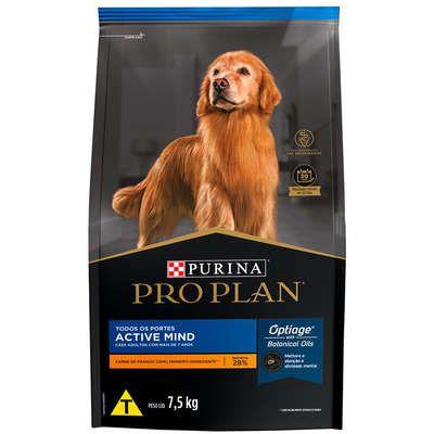 Ração para Cães Pro Plan Adulto +7 Anos 15kg