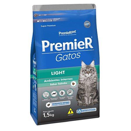 Ração para Gatos Adultos Premier Gatos Adultos Light