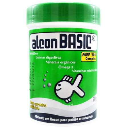 Ração Alcon Basic