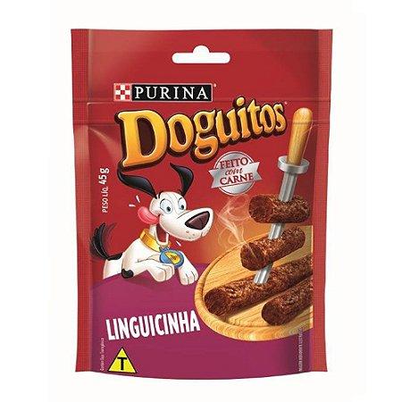Petisco Doguitos Bifinho Linguicinha 45g