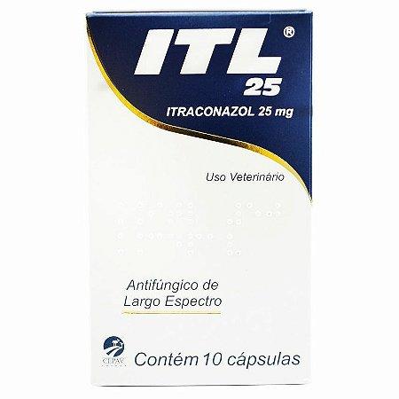 ITL 25 - 10 Comprimidos