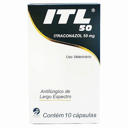 ITL 50 - 10 Comprimidos