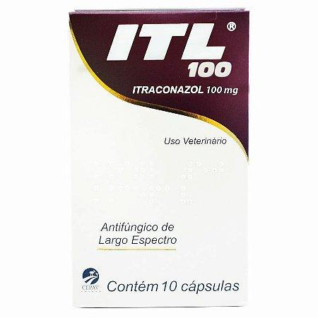 ITL 100 - 10 Comprimidos
