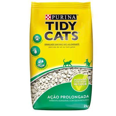 Tidy Cats Areia Higiênica Para Gatos 2kg