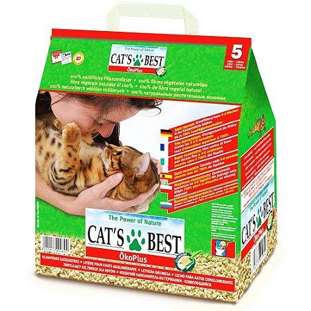 Areia Sanitária Cats Best para Gatos