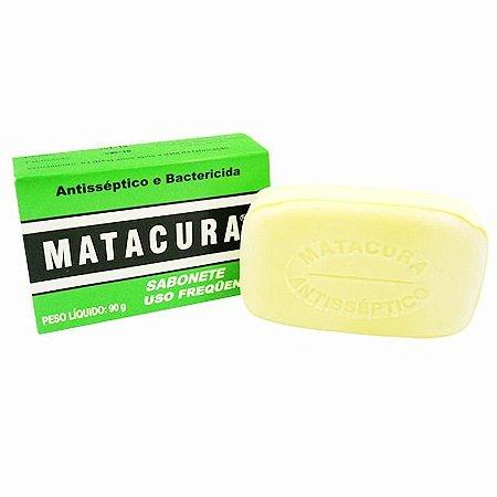 Matacura Sabonete Antisséptico e Bactericida 90G
