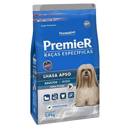 Ração Premier Raças Específicas Lhasa Apso para Cães Adultos - Frango