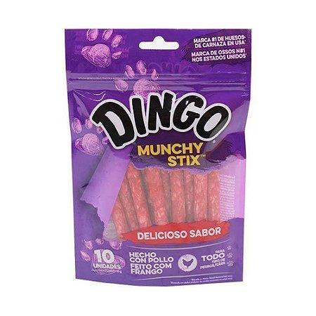 Dingo Munchy Stix com 10 Unidades 90g