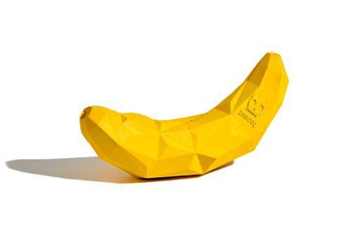 Zeedog Brinquedo Super Fruit Banana