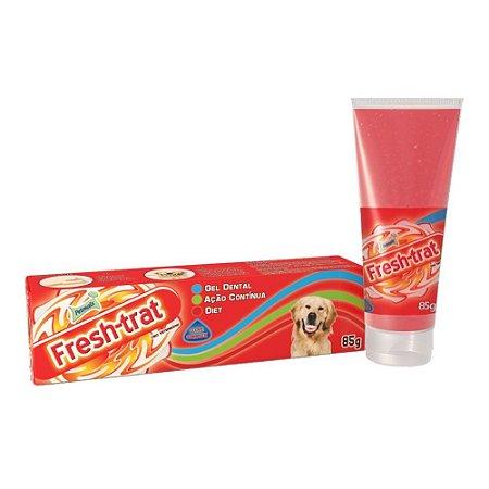 Gel Dental  Fresh-Trat Petmais