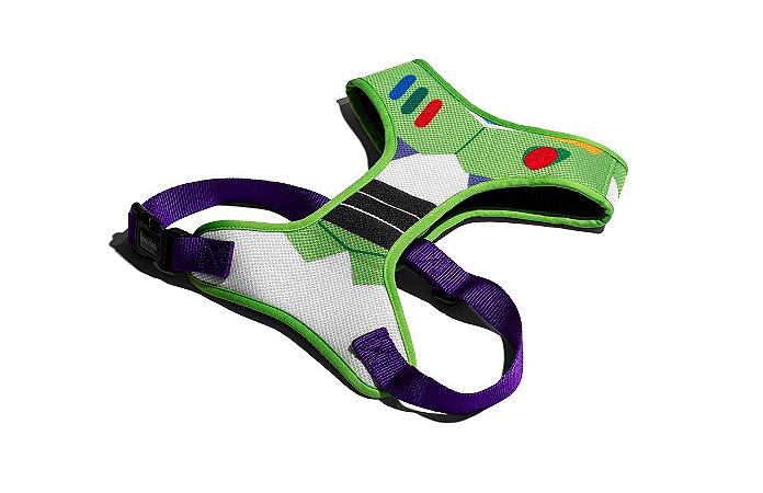 Zeedog Peitoral Mesh Plus Toy Story Buzz Lightyear