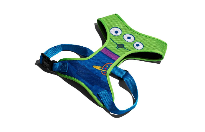 Zeedog Peitoral Mesh Plus Toy Story Little Green Man