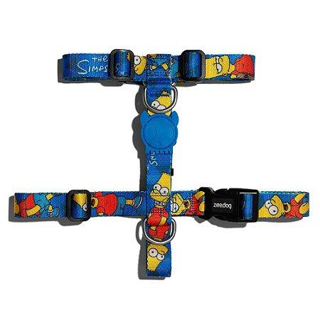Zeedog Peitoral H Simpson Bart