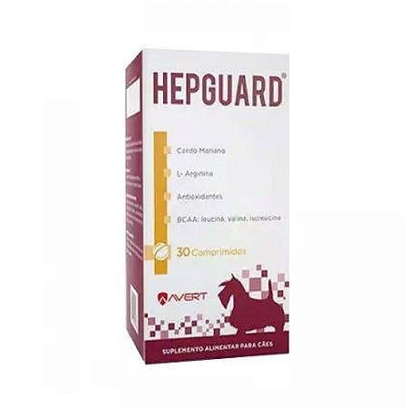 Hepguard Suplemento Alimentar para Cães - 30 comprimidos