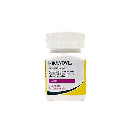 Rimadyl 75 mg - Anti-inflamatório - Zoetis