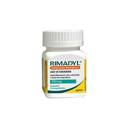 Rimadyl 100 mg - Anti-inflamatório - Zoetis