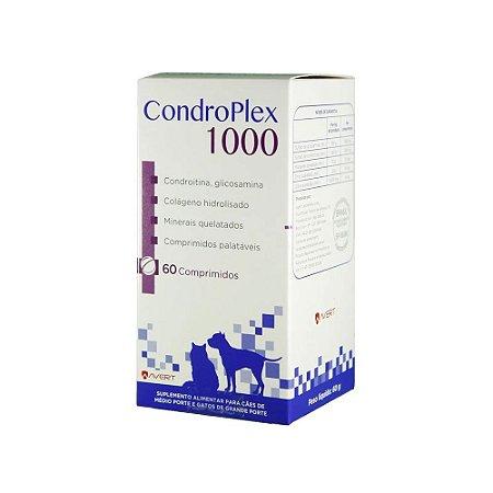 CondroPlex 1000 com 60 Cápsulas