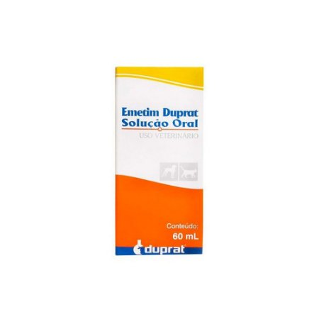 Emetim Duprat 60 mL - Solução Oral - Duprat