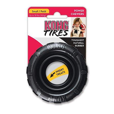 Kong  Brinquedo Extreme Tires Small