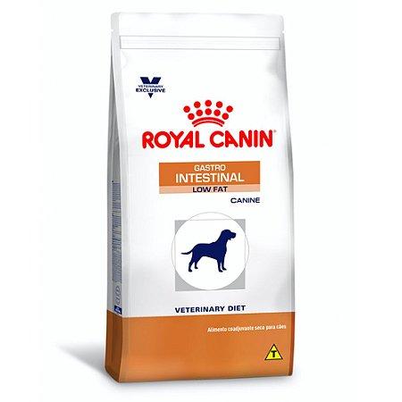 Ração para Cães Royal Canin Gastro Intestinal Low Fat  - Frango