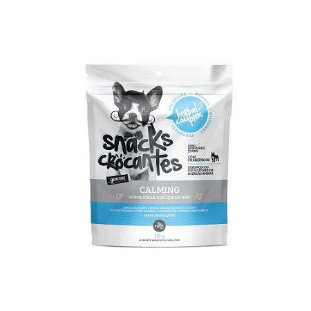 Oh Lá Lá Pet Snacks Crocantes Herbal Complex Calming 150 g