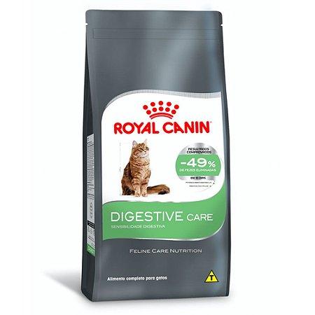 Ração para Gatos Adultos Royal Canin Digestive Care 1,5kg