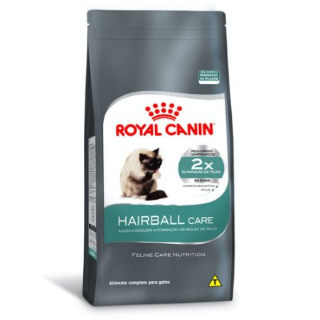 Ração para Gatos Adultos Royal Canin Hairball Care