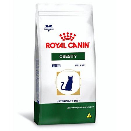 Ração para Gatos Royal Canin Obesity 1,5kg
