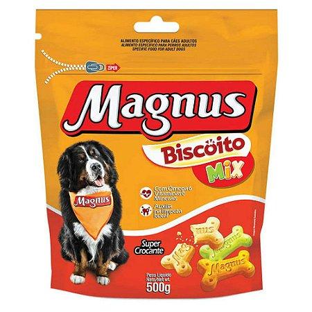 Biscoito para Cães Adultos Magnus Mix