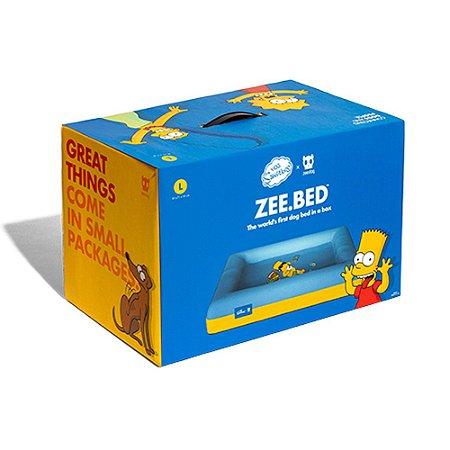 Zeedog Cama para Cachorros Zee.Bed Bart Simpson G