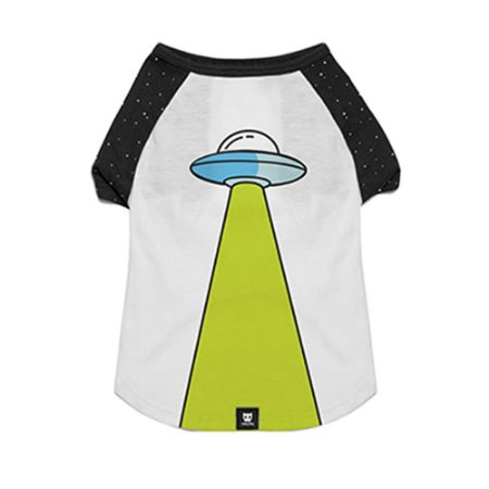 Zeedog Camiseta para Cachorros Area 51