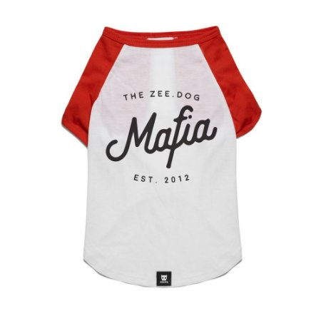 Zeedog Camiseta para Cachorros Mafia