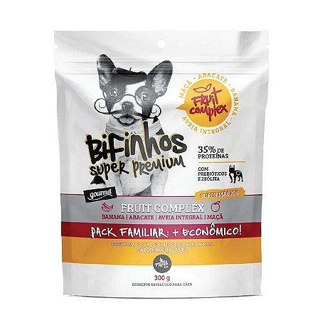 Oh Lá Lá Pet Bifinho Super Premium Fruit Complex 300 g