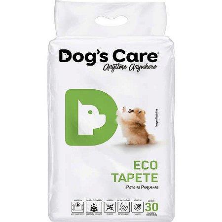 """Dog's Care - Tapete Higiênico """"Eco Tapetes"""" para Cães Pequenos - 30 unidades"""