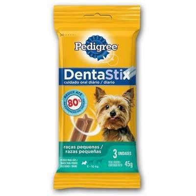 Petisco Pedigree Dentastix para Raças Pequenas 45g