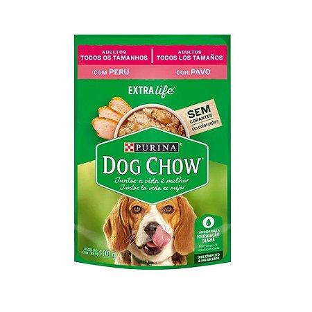 Dog Chow Sachê para Cães sabor Peru 100g