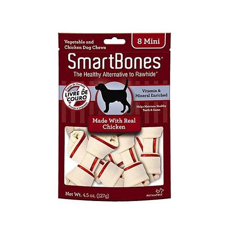 SmartBones Osso 8 Mini de Frango 127g