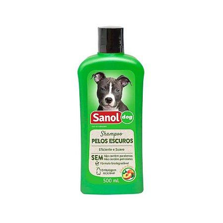 SANOL DOG SH. PELOS ESC 500ML