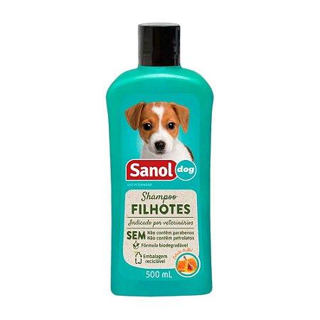 SANOL DOG SH. FILHOTE 500ML