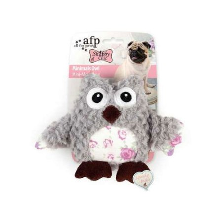AFP Shabby Chic Minimals Owl