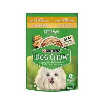 Dog Chow Sachê para Cães sabor Frango 100g
