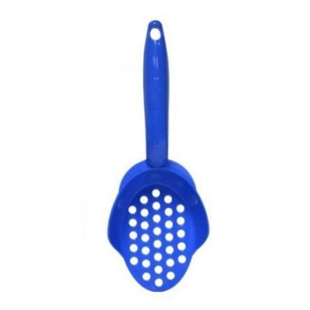 Gats Pá Higiênica Plástica cor Azul