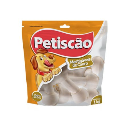 PETISCAO OSSO NO N.7 1KG